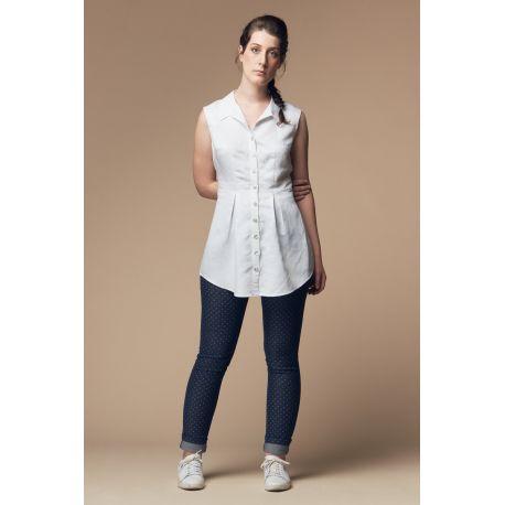 Bruyere shirt Pattern
