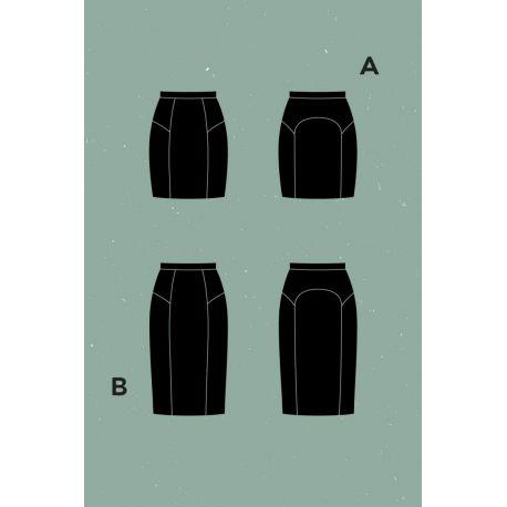 Brume Skirt pattern