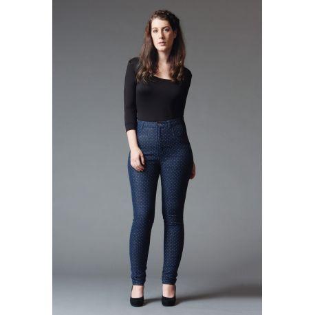 Safran pants pattern