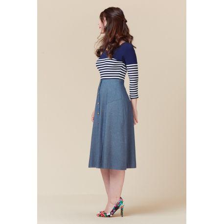 Azara skirt pattern