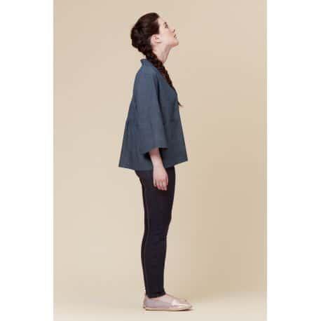 Nenuphar jacket pattern