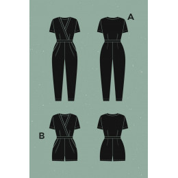 Sirocco jumpsuit pattern