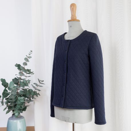 Monceau Vest and Courcelles Sweater