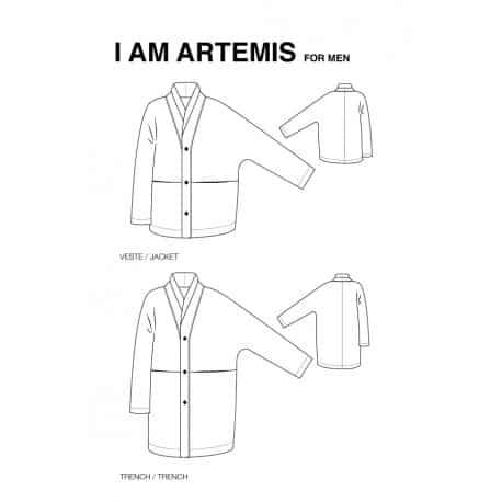 I am Artemis for men