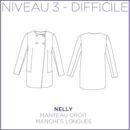 Manteau Nelly