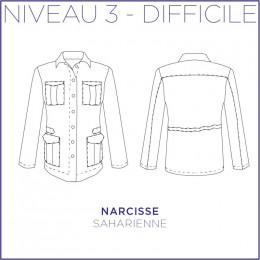 Narcisse Jacket