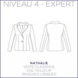 Nathalie Jacket