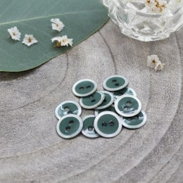 Halo Buttons - Cactus