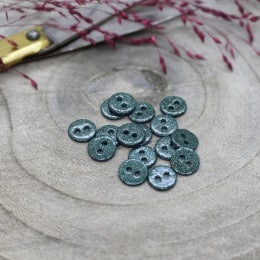 Glitter Buttons - Cactus